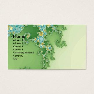 Twirligig - Fractal Business Card