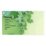 Twirligig - Fractal Business Card Template