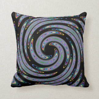 Twirling About Throw Pillow
