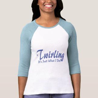 Twirling Shirt