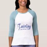 Twirling Shirts