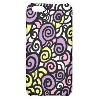 Twirls iPhone 5C Cover
