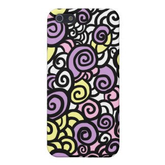 Twirls Cases For iPhone 5
