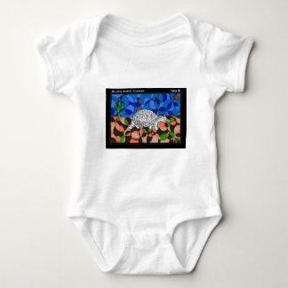 TWIS Blair's Animal Corner Tortoise Baby Bodysuit
