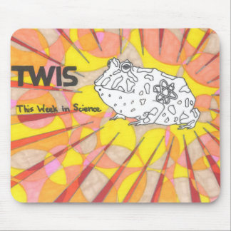 TWIS Mousepad: Blair's Animal Corner Toad Mouse Pad