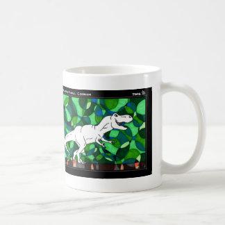 TWIS Mug: Blair's Animal Corner T Rex Coffee Mug