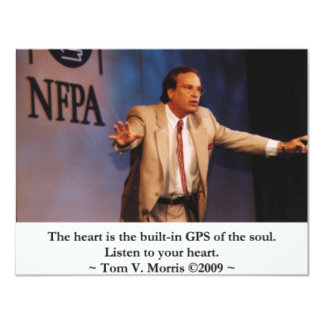 """Twisdom """"Listen 2 Heart"""" Gifts Tees & Collectibles Card"""