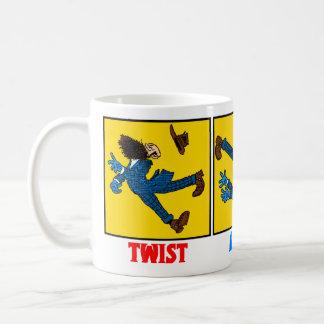 Twist, Amiss, Pissed mug