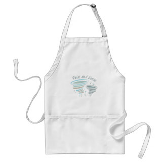 Twist and Shout Adult Apron