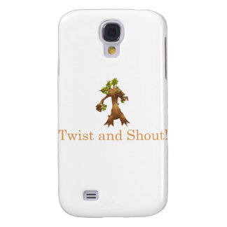 Twist and Shout! Galaxy S4 Covers