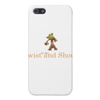 Twist and Shout! iPhone SE/5/5s Cover