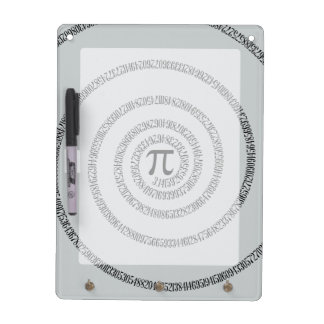 Twist for Pi Click Customize to Change Grey Color Dry-Erase Board