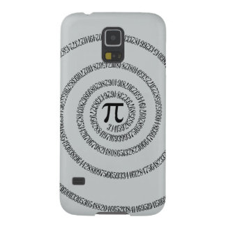 Twist for Pi Click Customize to Change Grey Color Galaxy S5 Cover