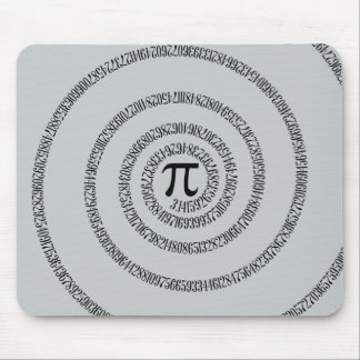 Twist for Pi Click Customize to Change Grey Color Mouse Pad