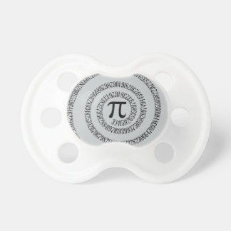 Twist for Pi Click Customize to Change Grey Color Pacifier
