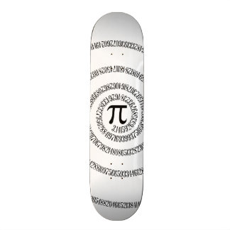 Twist for Pi Click Customize to Change Grey Color Skateboard Deck