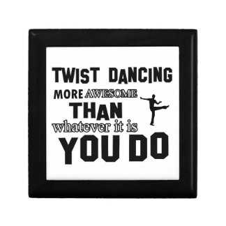twist more awesome than whatever it is you do keepsake box