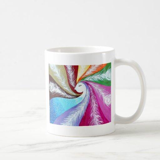 Twist of Life by Anjali Sanghi Coffee Mug