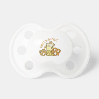 Twist & Shout Baby Pacifiers