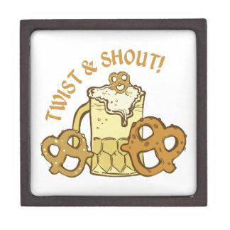 Twist & Shout Premium Trinket Boxes