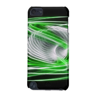 Twisted 1 Green iPod Touch (5th Generation) Covers