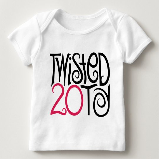 Twisted 20ty! baby T-Shirt