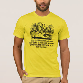 Twisted Alice (In Wonderland) Mob Boss T-Shirt