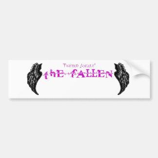 fallen stickers zazzle