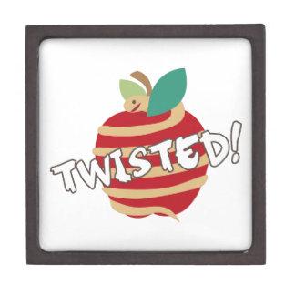 Twisted Apple Premium Keepsake Box