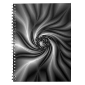 Twisted artist notebook