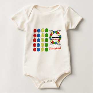 Twisted Baby Bodysuit
