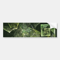 twisted, balance, abstract, art, bumper, sticker, Bumper Sticker with custom graphic design