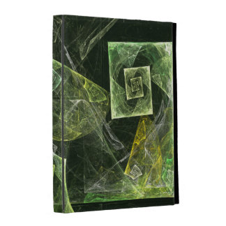 Twisted Balance Abstract Art iPad Folio Cases