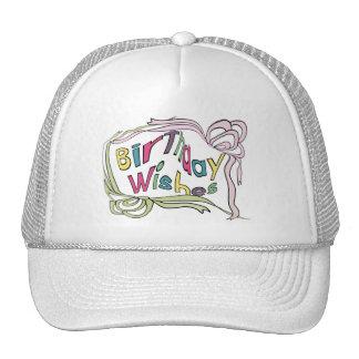 Twisted Birthday Wishes Trucker Hat