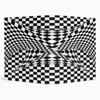 Twisted Checkers by Kenneth Yoncich Binder