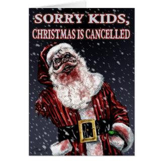 Twisted Christmas Card