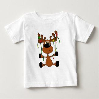 Twisted Christmas Moose Tshirts