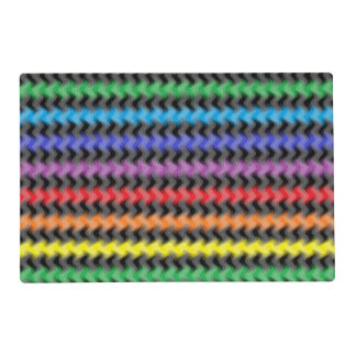 Twisted Colors Placemat