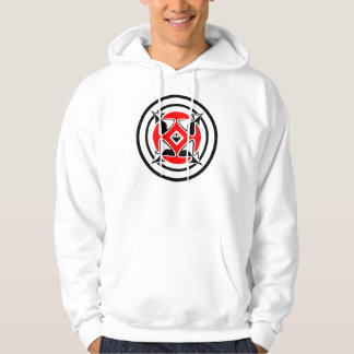 Twisted Compass Hoodie