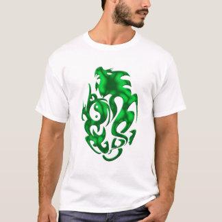 Twisted Dragon green T-Shirt