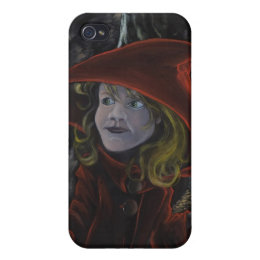 Twisted Fables Little Red Riding Hood 4G iphone iPhone 4/4S Cover