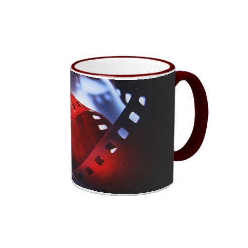 Twisted Film Coffee Mugs