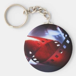 Twisted Film Keychains