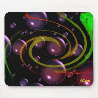 Twisted Fire Mousepad