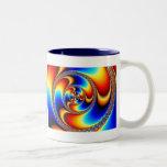 Twisted - Fractal Mug