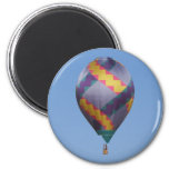 Twisted Hot Air Balloon Magnet