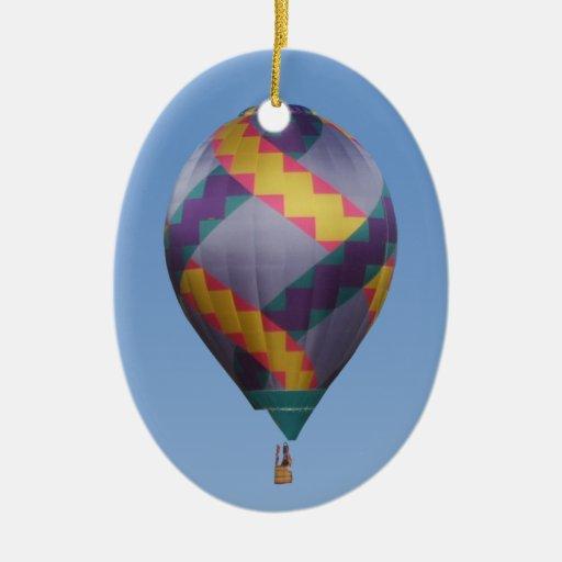 Twisted Hot Air Balloon Ornament