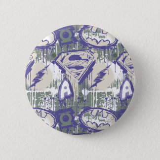 Twisted Innocence Pattern Button
