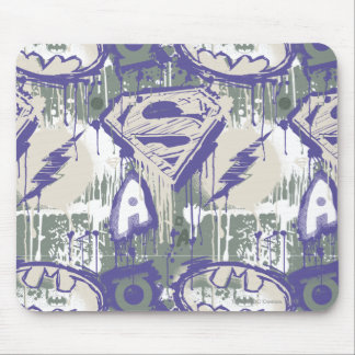 Twisted Innocence Pattern Mouse Pad