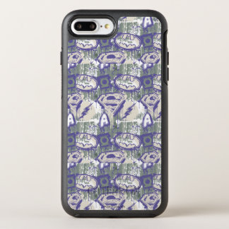 Twisted Innocence Pattern OtterBox Symmetry iPhone 7 Plus Case